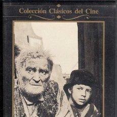 Cine: LA INFANCIA DE IVAN. VHS. DIRECTOR. A. TARKOVSKY. Lote 191213621
