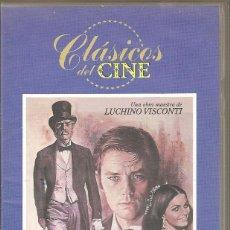 Cine: EL GATOPARDO. VHS. Lote 191242091