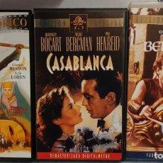 Cine: LOTE TRES PELÍCULAS CINE HISTÓRICO Y CLÁSICO. Lote 191462928