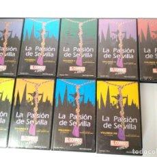 Cine: PELÍCULAS VHS, LA PASIÓN DE SEVILLA. Lote 192051442
