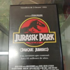 Cine: JURASSIC PARK VHS. Lote 192090316