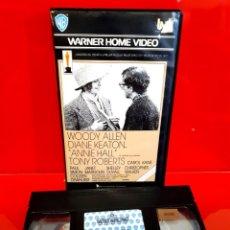 Cine: ANNIE HALL (1977) - WOODY ALLEN - 1ª EDICIÓN WARNER. Lote 192197290