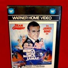 Cine: NUNCA DIGAS NUNCA JAMAS (1983). Lote 192197936