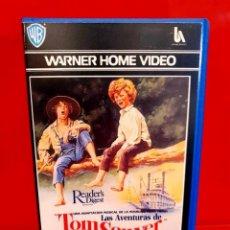 Cine: TOM SAWYER (1973) - JOHNNY WHITAKER, CELESTE HOLM, WARREN OATES. Lote 192198636