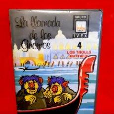 Cine: LA LLAMADA DE LOS GNOMOS (1983) - LOS TROLLS EN ITALIA (4). Lote 192293788
