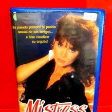 Cine: MISTRESS (LA QUERIDA) - VICTORIA PRINCIPAL, DON MURRAY - 1ª EDICIÓN. Lote 192601572