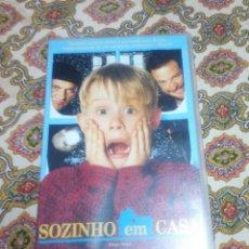 Cine: VHS SOLO EN CASA. Lote 193373558