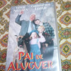 Cine: VHS PADRE DE ALQUILER. Lote 193373858