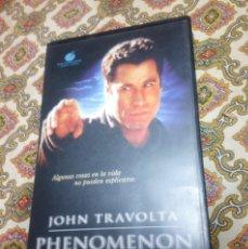 Cine: VHS PHENOMENON . Lote 193374451