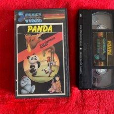 Cine: PANDA Y LA SERPIENTE MÁGICA PELÍCULAS VHS. Lote 193859557