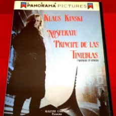Cine: NOSFERATU PRINCIPE DE LAS TINIEBLAS (1988) - NOSFERATU EN VENECIA - KLAUS KINSKI . Lote 194101740