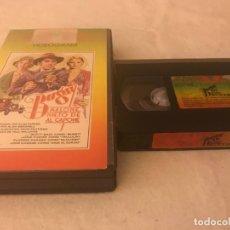 Cine: VHS ORIGINAL / BUGSY MALONE, NIETO DE AL CAPONE. Lote 194230557