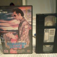 Cine: CORAZON SALVAJE- VHS- NICOLAS CAGE- LAURA DERN- WILLIEM DAFOE. Lote 194230877