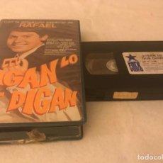 Cine: VHS ORIGINAL / DIGAN LO QUE DIGAN. Lote 194231063