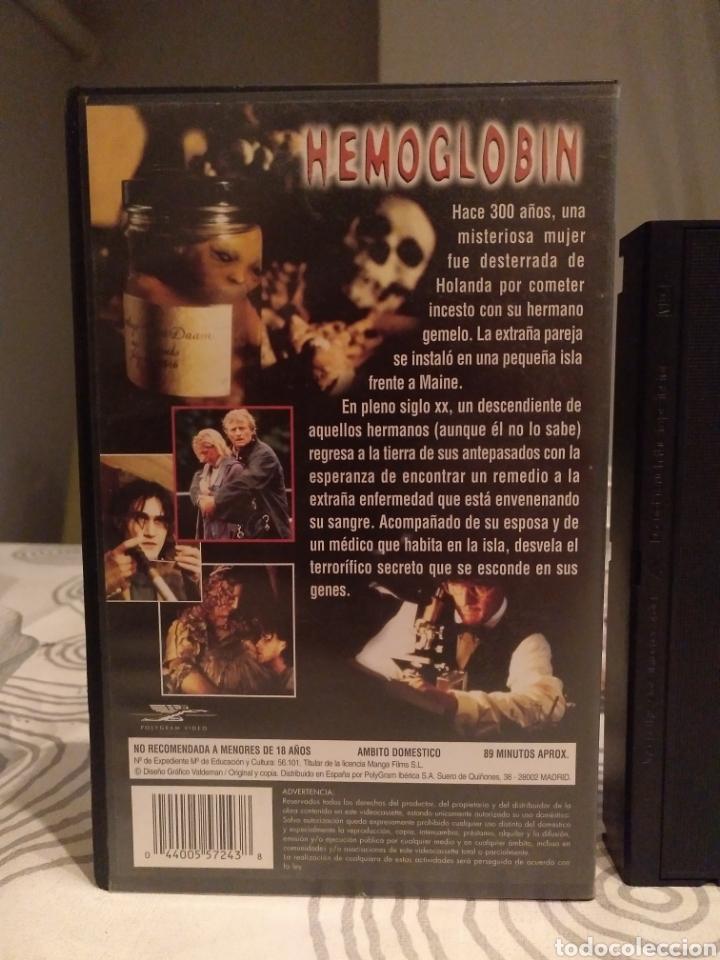 Cine: Hemoglobin- vhs- rutger hauer - Foto 3 - 194235370