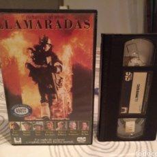 Cine: VHS- LLAMARADAS- KURT RUSSELL ROBERT DE NIRO- 1 EDICIÓN. Lote 194236760
