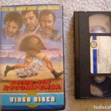 Cine: VHS - VALOR SIN RECOMPENSA - 1970 - NINO MANFREDI, JASON ROBARDS - DIR. NANNI LOY. Lote 194244285