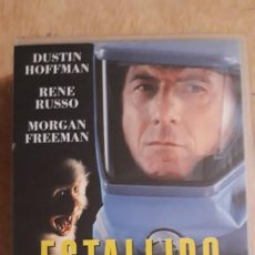 Cine: 1 VIDEO VHS DE **. ESTALLIDO . DUSTIN HOFFMAN ** SIN REVISAR WARNER BROS 1996 . Lote 194244961