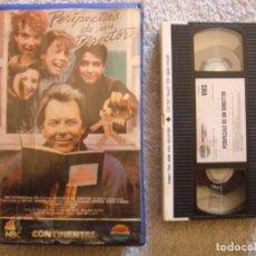 Cine: VHS - PERIPECIAS DE UN DIRECTOR (A FATHER'S HOMECOMING) - 1988 - DIR. R.W. GOODWIN, RICK WALLACE. Lote 194247493