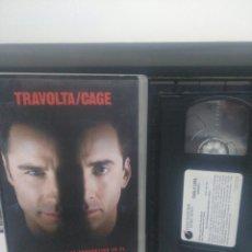 Cine: CARA A CARA. VHS. Lote 194294516