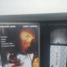 Cine: ASUNTOS SUCIOS. VHS. Lote 194294610