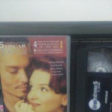 Cine: CHOCOLAT. VHS. Lote 194294700