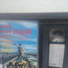 Cine: HAIR. VHS. Lote 194294751