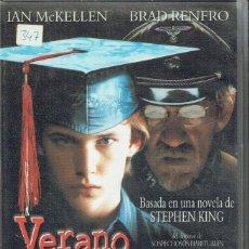 Cine: VERANO DE CORRUPCIÓN. Lote 194306181
