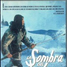 Cine: LA SOMBRA DEL LOBO. Lote 194333976