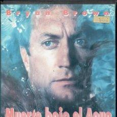 Cine: MUERTE BAJO EL AGUA. Lote 194334345