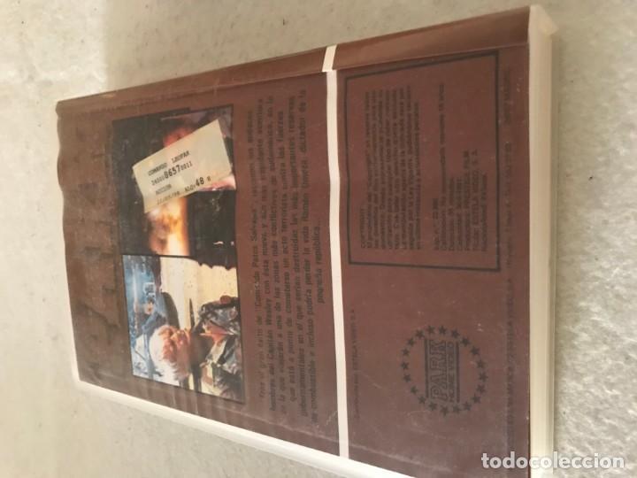 Cine: VHS ORIGINAL / COMANDO LEOPARDO - Foto 2 - 194344952
