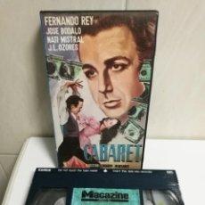 Cine: VHS CABARET. Lote 194495756