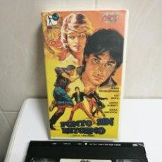 Cine: VHS PUNTO SIN RETORNO. Lote 194496847