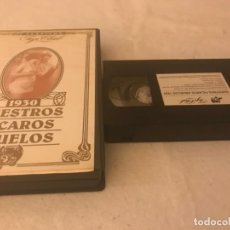 Cine: VHS ORIGINAL / 1930 NUESTROS PICAROS ABUELOS. Lote 194516652