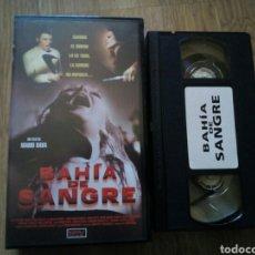 Cine: BAHÍA DE SANGRE VHS MARIO BAVA. Lote 194533888