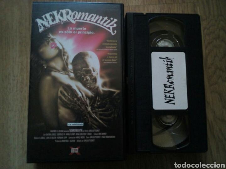 NEKROMANTIK VHS ULTRAGORE (Cine - Películas - VHS)