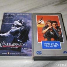 Cine: LOTE DE 2 CINTAS VHS. Lote 194561057