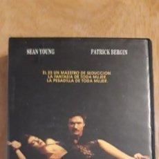Cine: 1 VIDEO VHS DE - **. CRIMENES DE AMOR. . SEAN YOUNG ** 1992 COLUMBIA SIN REVISAR . Lote 194594867