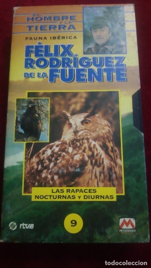 EL HOMBRE Y LA TIERRA 9 (Cine - Películas - VHS)
