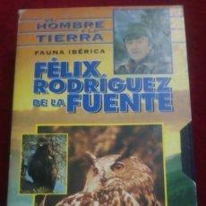 Cine: EL HOMBRE Y LA TIERRA 9. Lote 194598041