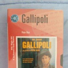Cine: PELICULA VHS GALLÍPOLI. Lote 194604146