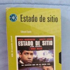 Cine: PELÍCULA VHS ESTADO DE SITIO. Lote 194604586
