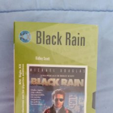 Cine: PELÍCULA VHS BLACK RAIN. Lote 194604777