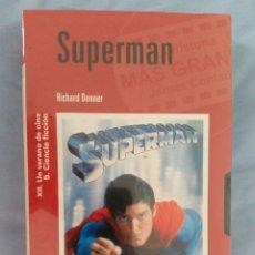 Cine: PELÍCULA VHS SUPERMAN. Lote 194605623