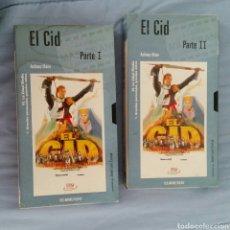 Cine: PELÍCULA VHS EL CID. Lote 194605985