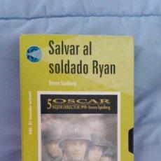 Cine: PELICULA SALVAR AL SOLDADO RYAN. Lote 194606483