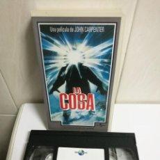 Cine: VHS LA COSA . Lote 194620011