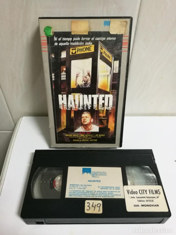 Cine: VHS HAUNTED - Foto 1 - 194622665
