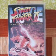 Cine: VHS - STREET FIGHTER II MOVIE. Lote 194754853