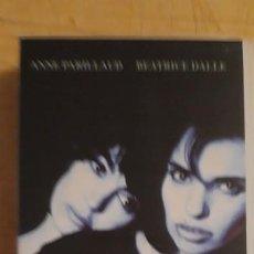Cine: 1 VIDEO VHS DE ** SEIS DIAS. SEIS NOCHES . ANNE PARRILLAUD ** 1995 BUENA VISTA SIN REVISAR. Lote 194786975